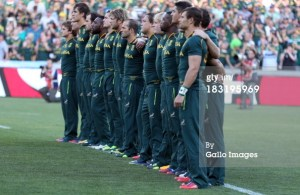 SAFs singing anthem