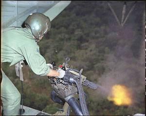 VIET MACHINNE GUNNER