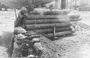 27a--IPKF troops on guard