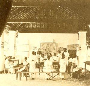 44-a classroom and its teacher