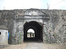Jaffna_fort_entrance