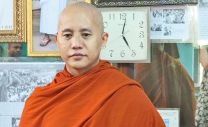 Wirathu--Burmese Bin Laden who wants to be known as Mahatma GandhiPic Mandira