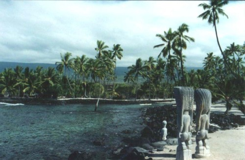 captain Cook monuments hawaii