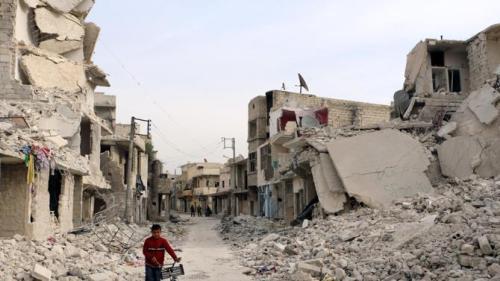 SYRIAN BOY still