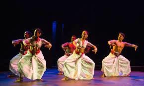 Chitrasena Dance 5