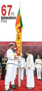 SIRISENA and FLAG