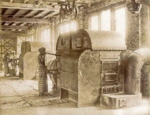 NIRA -worker tea factory