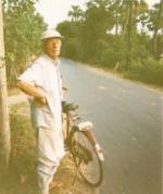 Ben B with bike