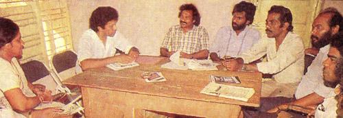chandrika and vijay n chennai