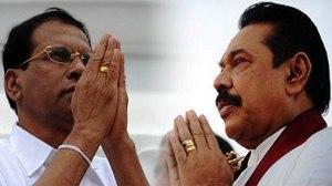 mahinda-rajapaksa-vs-maithripala-sirisena