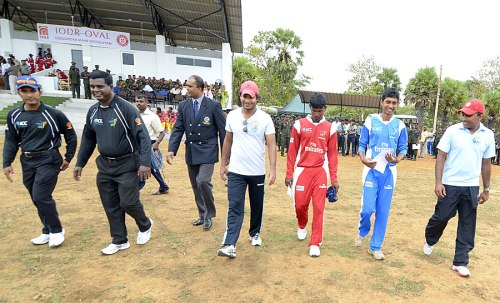 Kand M at Murali Cup