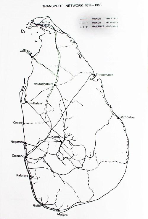 2 = Road & rail Network
