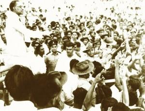 13-Banda & masses for Sinhala Only
