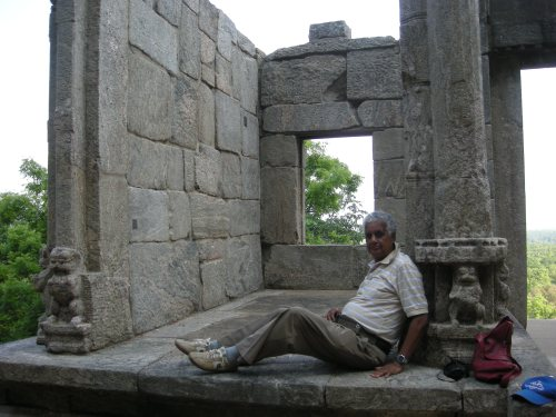 MR at Yapahuva