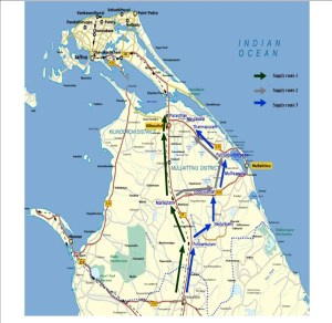 humai d convoy routes