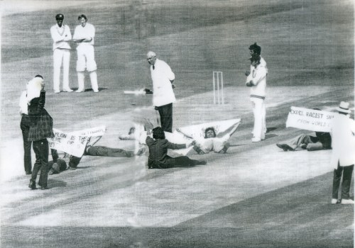 17-Tamil protest Oval, 11 June 1975