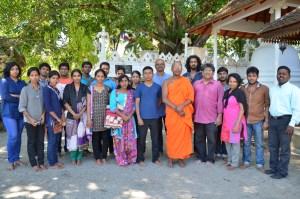 pethum's studio in Kandy