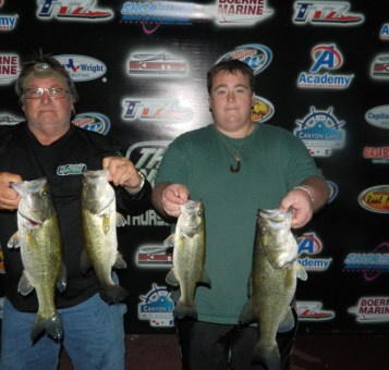 3RD PLACE – CHUCK SMITH / CALEB SMITH