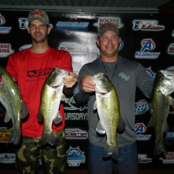 5TH PLACE – JEREMY WRIGHT / JASON WILLIAMS