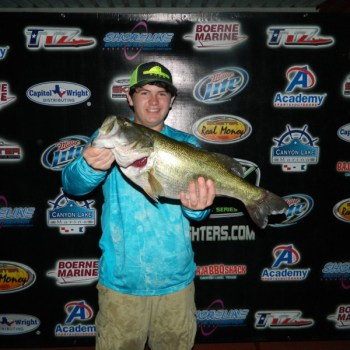 BIG BASS – TY BRUMLEY – 7.28LBS