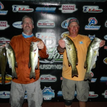 4th PLACE – TODD IVINS / CHRIS DAVIS