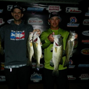 8TH PLACE – JEREMY WRIGHT / JASON WILLIAMS