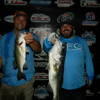 4TH PLACE – TYLER STANLEY / KEVIN JACKSON