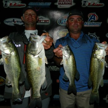 3RD PLACE – CHARLES WHTIED / MIKE HARMON