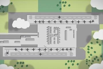 Der Flughafen München am Limit