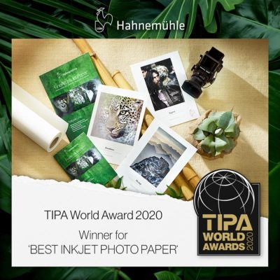 TIPA 2020 Award Photo Paper of the Year