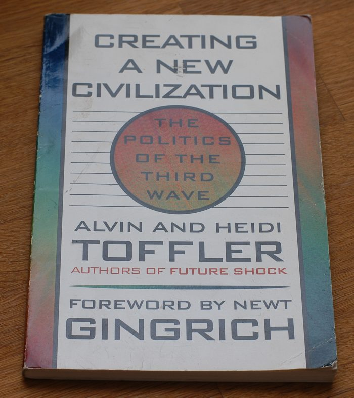 Required Reading. Newt Gingrich Wrote the Foreword for This 1995 Book.