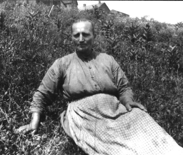 Zuskas Great Grandma Near Beatty Pa