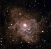 Variable Star RS Puppis and Surrounding Nebula