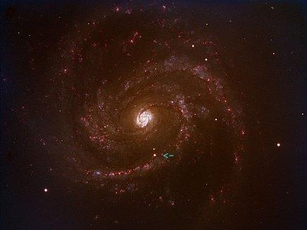 M100 Supernova