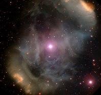 NGC 6164 - Bipolar Emission Nebula