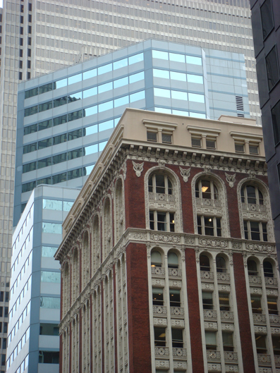 The Changing Face of Downtown San Francisco - m