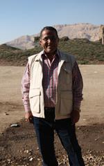 Attia Radwan (†2012) Exdirector Sección de Museos Egipto MOA Excodirector proyecto