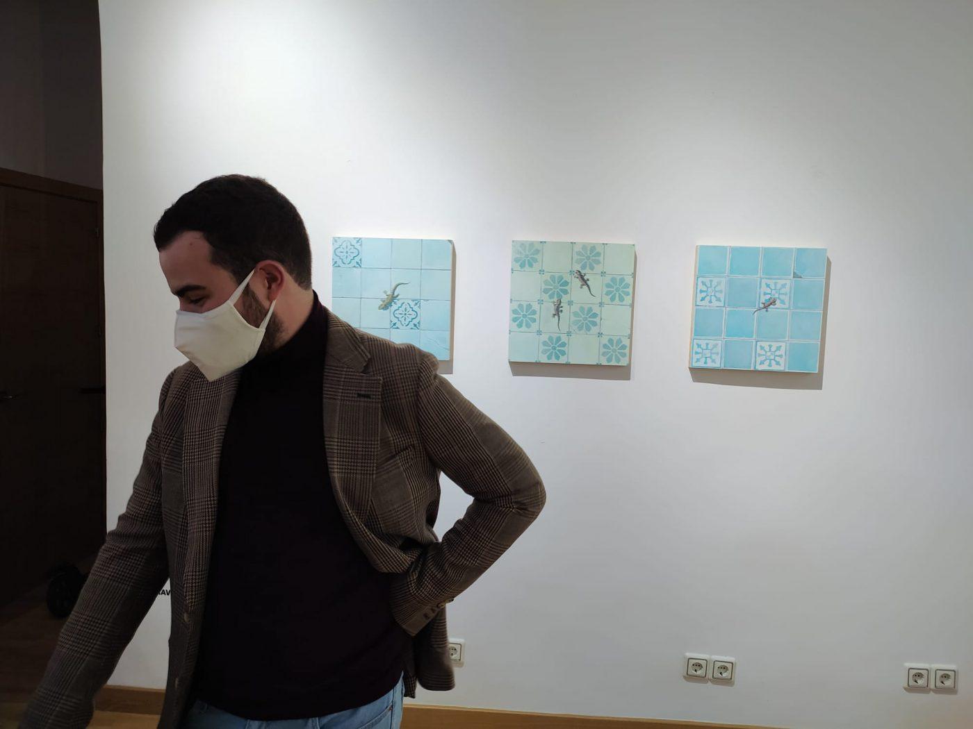 Carlos Bellón La soledad y la memoria