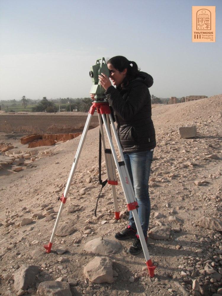 Gemma Marqués Ingeniera en Geomática y Topógrafa