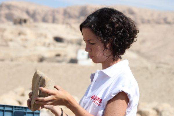 Purificación Marín, arqueóloga