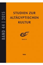 Studien Zur Altägyptischen Kultur 44 (2015)_Myriam Seco