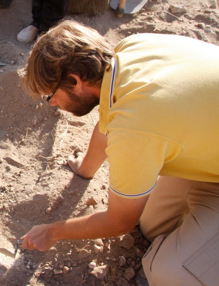 Juan Jesús Padilla Arqueólogo