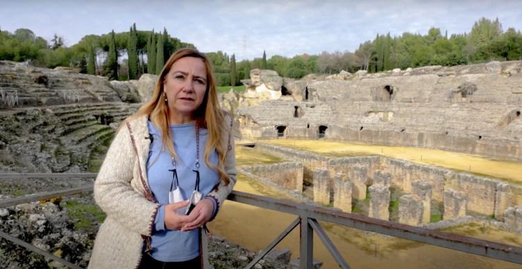 Myriam Seco Álvarez_Itálica_mujeres que marcan época