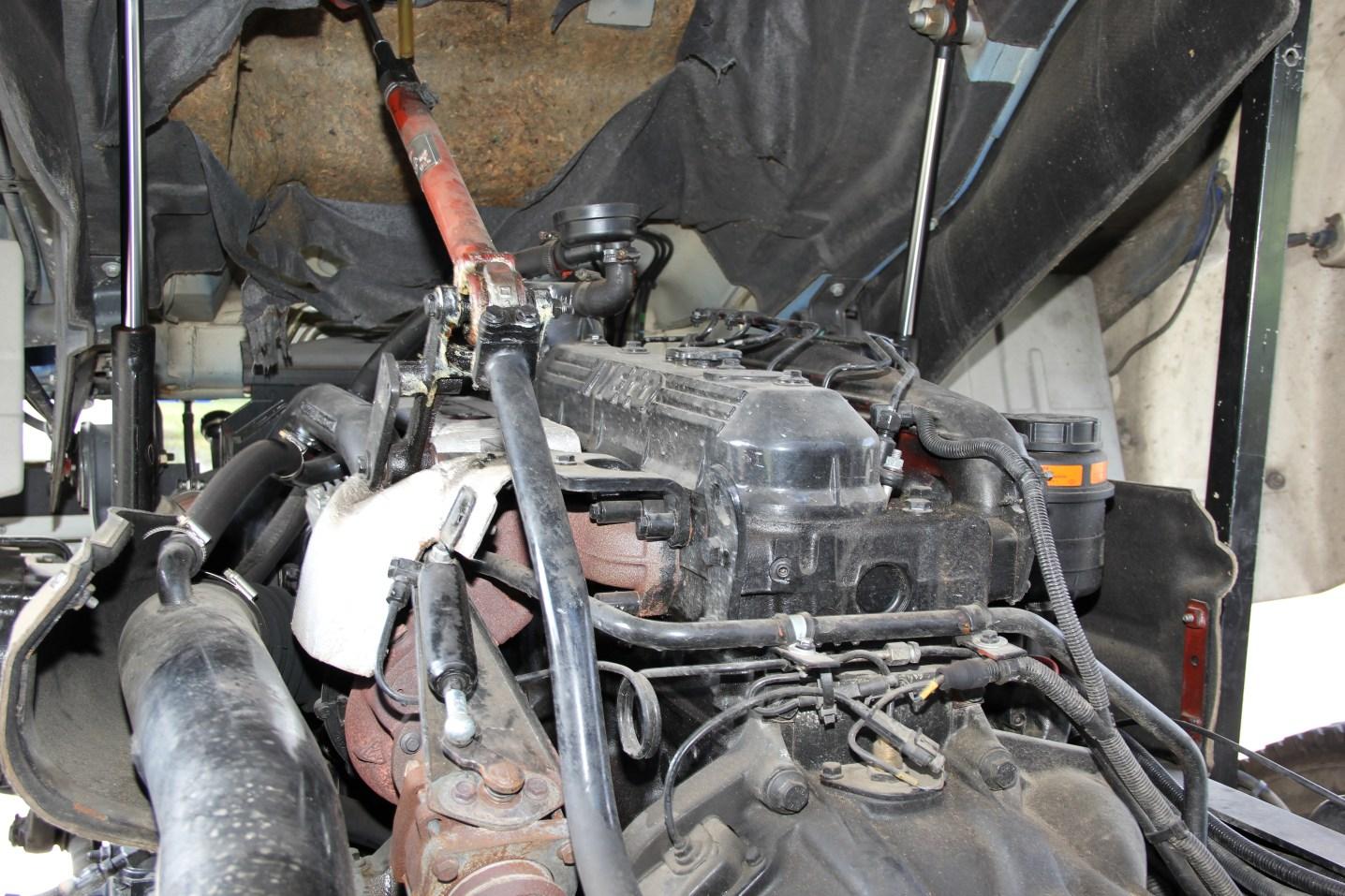 Motorblock Iveco GKW II