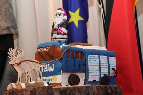 Der Lebkuchenkraftwagen (LebKW)