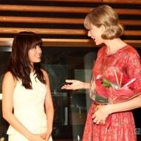 """Fotos: Taylor Swift viaja ao Japão para promover o álbum """"Red"""""""