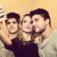 Diego Montez posta foto ao lado de Lua Blanco e Igor Cosso