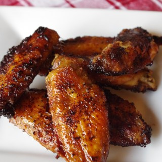 Gluten Free Tamari Chicken Wings