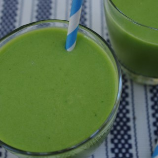 Lemonade Green Smoothie
