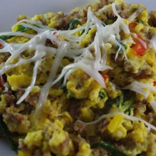 Gluten Free Sausage Egg Casserole